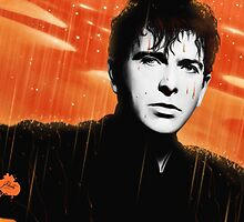 Peter Gabriel :: Red Rain by AmberDust