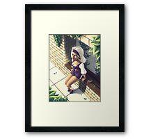 Anaya's Sanctuary Framed Print