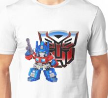 SD Optimus Prime Unisex T-Shirt