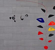 Alexander Calder, Cascading Flowers by Matsumoto