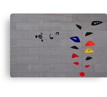 Alexander Calder, Cascading Flowers Canvas Print