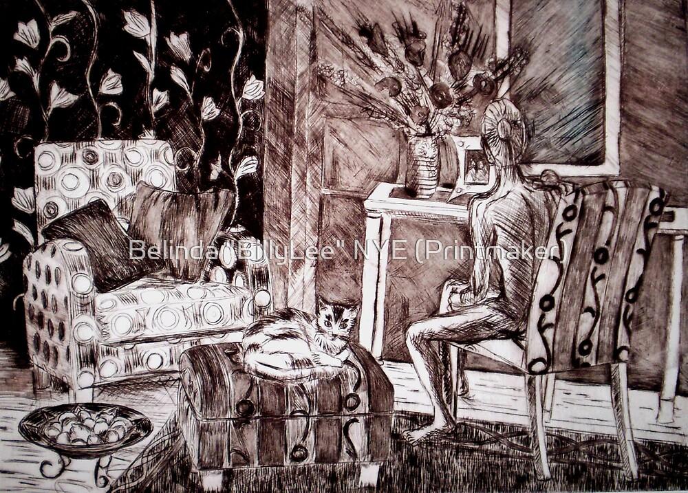 """The Room by Belinda """"BillyLee"""" NYE (Printmaker)"""