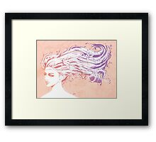 Melody of Life Framed Print