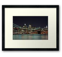 New York - New York Framed Print
