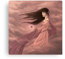 Raia: Elven Summoner Canvas Print