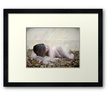 Re Awakening Framed Print