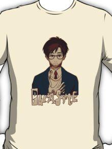Parasyte 寄生獣 kiseijuu sei no kakuritsu T-Shirt