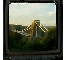 The Clifton Suspension Bridge Photographic Print