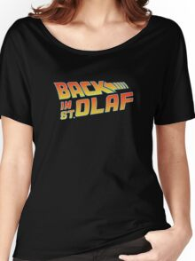 Back in Women's Relaxed Fit T-Shirt