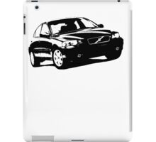Volvo S60 AWD 2002 iPad Case/Skin
