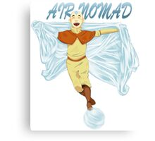 Air Nomad Canvas Print