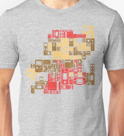Console Mario  Unisex T-Shirt
