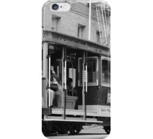 San Francisco Cable Car iPhone Case/Skin