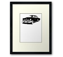 1949 Cadillac 4 Door Framed Print