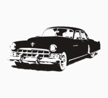 1949 Cadillac 4 Door T-Shirt