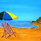 Beach by Trevor Armstrong