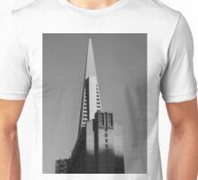 The TransAmerica Pyramid, San Francisco Unisex T-Shirt