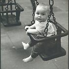 First go on a swing by Peter Harpley
