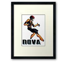 Nova Framed Print