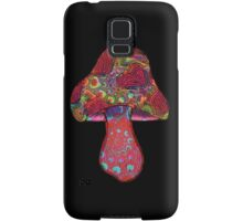 No Borders | Fractal Shroom Samsung Galaxy Case/Skin