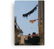 Out to Dry Canvas Print