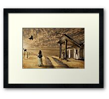 Return To Eden Framed Print
