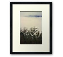 Beautiful Smoke 3 Framed Print