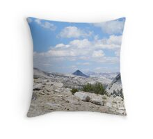 In the hands of love Throw Pillow
