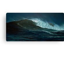 Noreaster Canvas Print