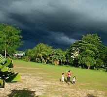 Storm Across Mindinau by Alex Weeks