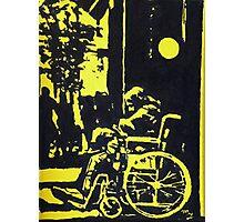 Panhandler Photographic Print
