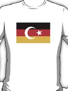 Germany Islam flag T-Shirt