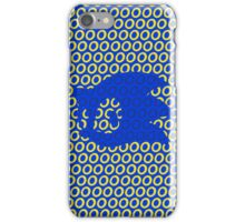 Sonic and Rings Design (Transperant Background) iPhone Case/Skin