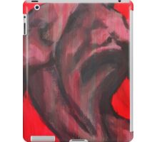 Back to Red iPad Case/Skin