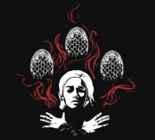 Targaryen Rhapsody- Game of Thrones shirt by spacemonkeydr