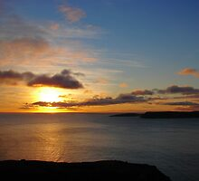 St.John's Sunrise 1 by JerryCurtis