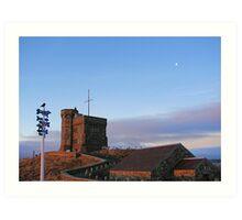 St John's Sunrise 2 Art Print