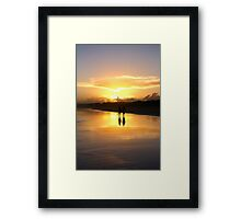 'Reflections of Us' Framed Print