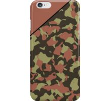 Upstate Supply Co- Woodland Camo Case iPhone Case/Skin