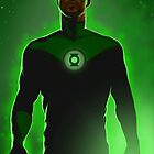 Green Lantern by TheFlash