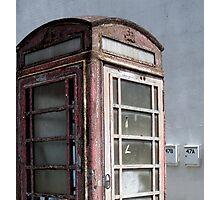 Forgotten England Photographic Print