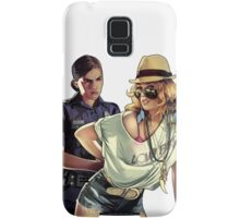 Naughty girl! Samsung Galaxy Case/Skin