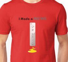 I made a Wii Wii Unisex T-Shirt
