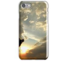 Eternal Hues - California Sunset iPhone Case/Skin