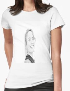 Lena Heady Womens Fitted T-Shirt