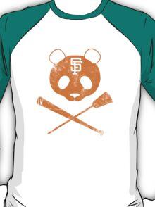 Panda Skull- SF Giants T-Shirt