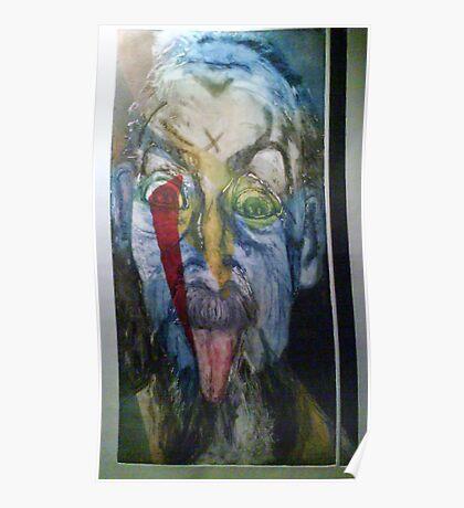 Charlie Manson Poster