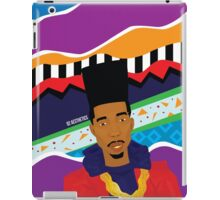 Gold 90's iPad Case/Skin