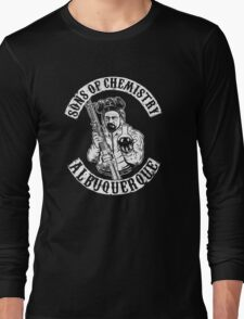 Sons of Chemistry- Breaking Bad Shirt Long Sleeve T-Shirt