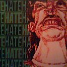 Hate by DreddArt